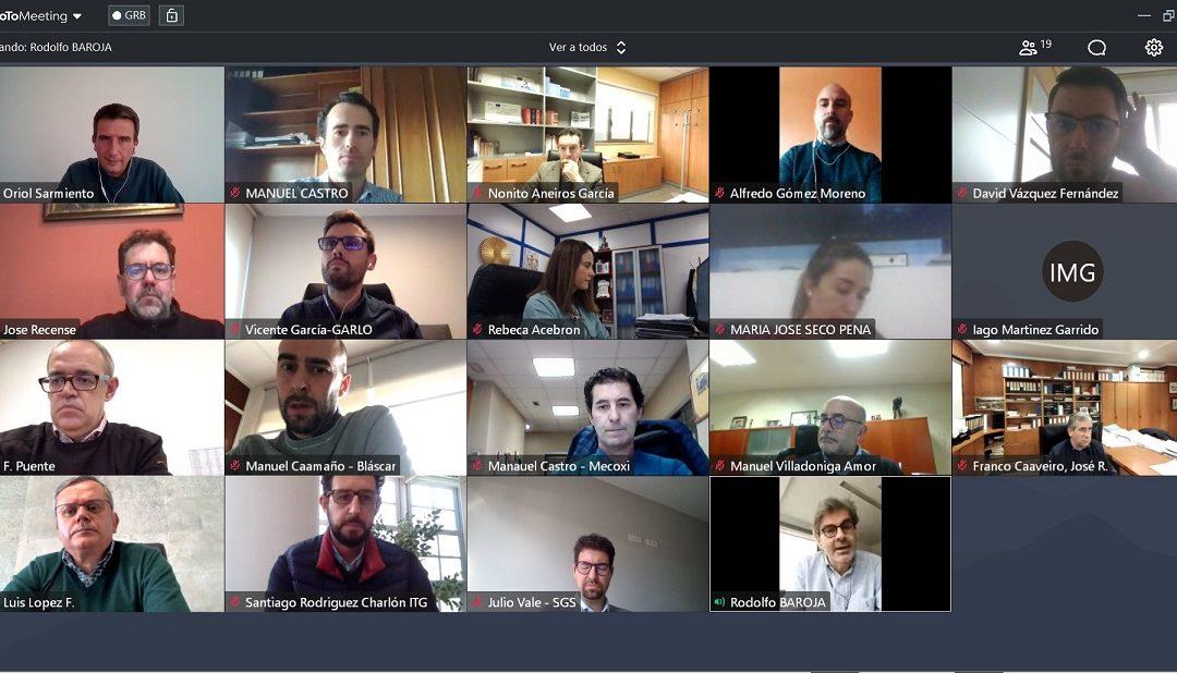 Presentación de nuevos socios y servicios de Cluergal