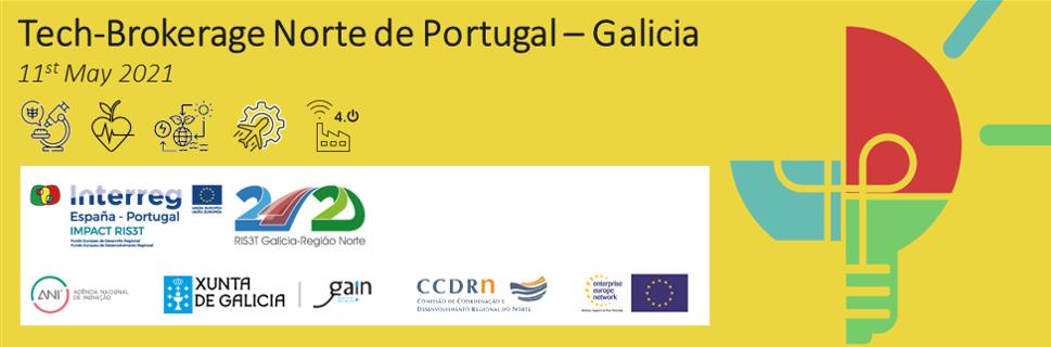 Cluergal en el brokerage tecnológico Eurorregión Galicia-Norte de Portugal