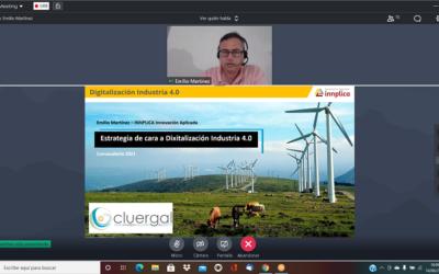 Presentación del programa Digitalización Industria 4.0 de IGAPE