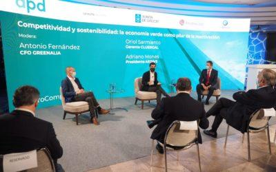 Cluergal participa en el Foro de la Competitividad del Noroeste de APD
