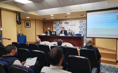 Ponencia sobre transición energética y descarbonización en Galicia